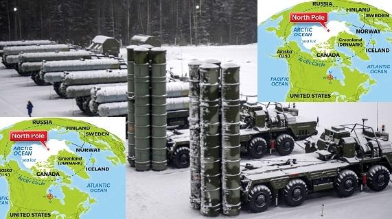 Pháp thừa nhận vị thế thống trị của Nga ở Bắc Cực