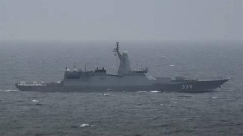Nga tập...phóng tên lửa cảnh cáo tàu chiến Mỹ