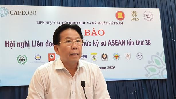 112 kỹ sư được nhận chứng chỉ Kỹ sư Chuyên nghiệp ASEAN