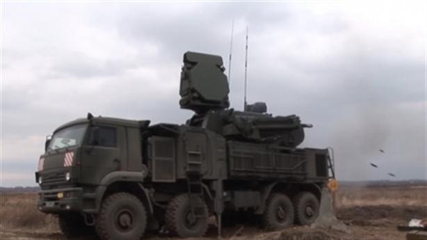 Lại tin đồn về Pantsir-S1 Syria bị tiêm kích Israel tiêu diệt?