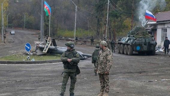 Gìn giữ hòa bình Nagorno-Karabakh: Thổ bị Nga trói chân ở Azerbaijan