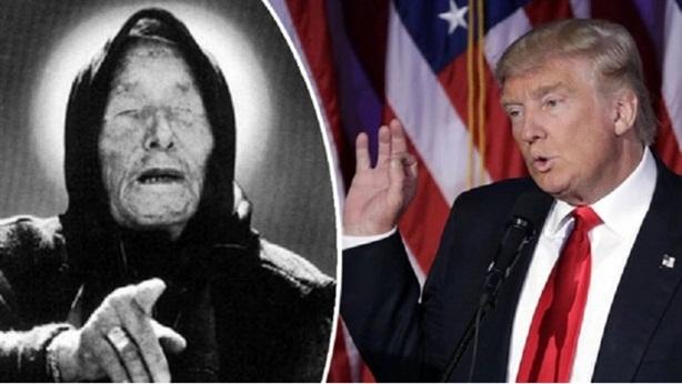 Tiên tri đáng sợ 2021 về ông Trump và Putin?