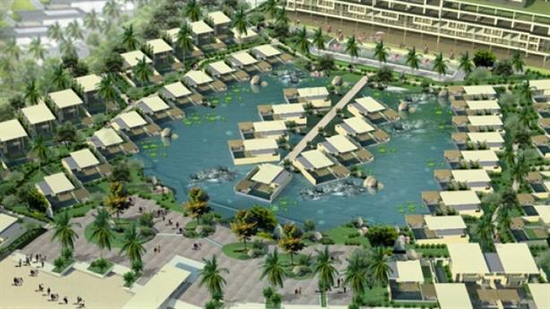 Phận long đong 'siêu dự án' nghỉ dưỡng 20 triệu USD
