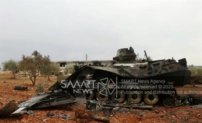 Theo thông tin được hãng Smart News cho biết, trong cuộc chiến tại thị trấn Kansafra, thuộc vùng Jabal Al-Zawiya, Idlib hồi đầu năm 2020, số lượng xe tăng M60TM của Thổ Nhĩ Kỳ bị Quân đội Ả Rập Syria (SAA) phá hủy đã lên tới con số gần 20 chiếc.