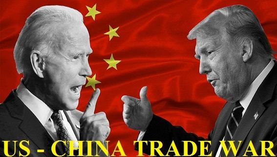 Ông Biden hưởng lợi vì ông Trump gây thương chiến Trung-Mỹ?