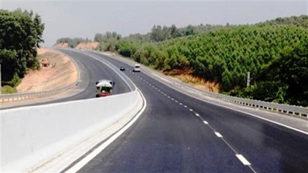 Xin chuyển 2 dự án cao tốc Bắc-Nam sang đầu tư công
