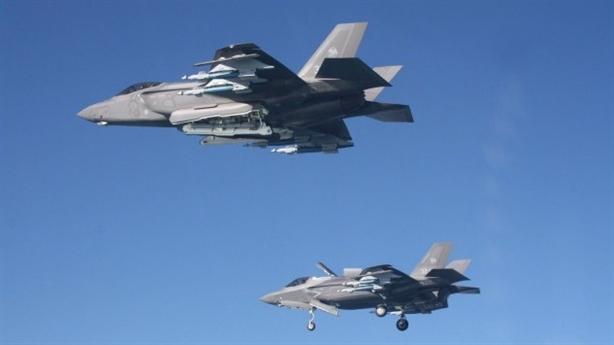 F-35 gặp nguy hiểm khi bay với chế độ 'quái thú'