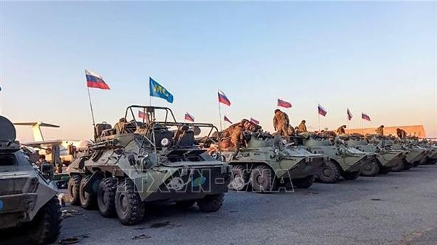 Nga tăng cường lực lượng gìn giữ hòa bình ở Nagorno-Karabakh