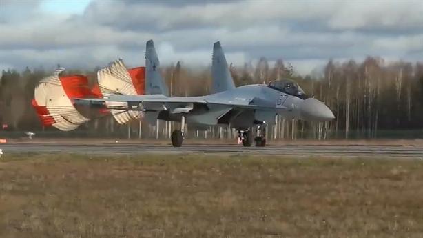 Báo Mỹ: Su-35 rất mạnh nhưng tên lửa kém AIM-120