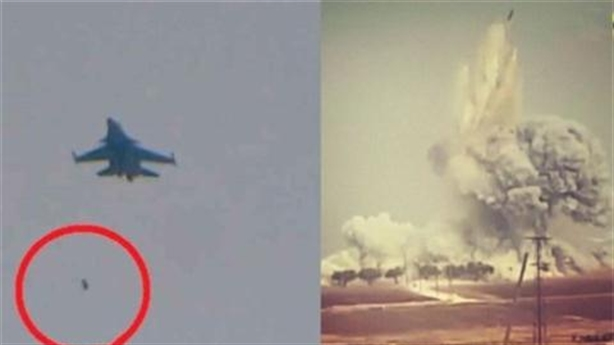 Vũ khí chính xác Nga, Syria tiêu diệt phiến quân