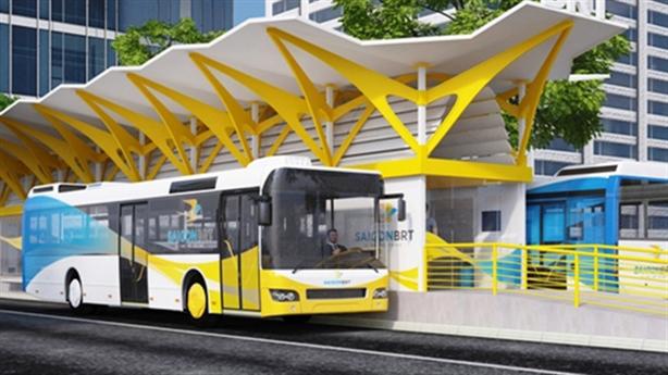 Giảm 13 triệu USD, TP.HCM khởi động lại tuyến BRT số 1