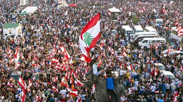 Nguy cơ nội chiến ở Lebanon sau vụ nổ cảng Beirut