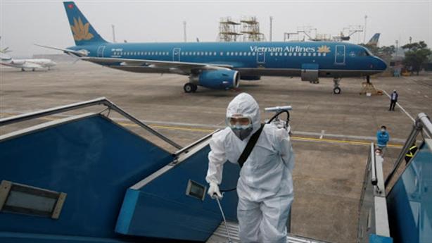 Thông tin mới nhất dịch COVID-19 Việt Nam:Phản ứng từ Vietnam Airlines
