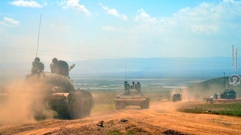 Cuộc chiến Karabakh chứng kiến chức năng đặc biệt của T-54/55