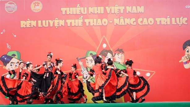 Thoả sức vận động với Kun Dance Festival Hà Nội