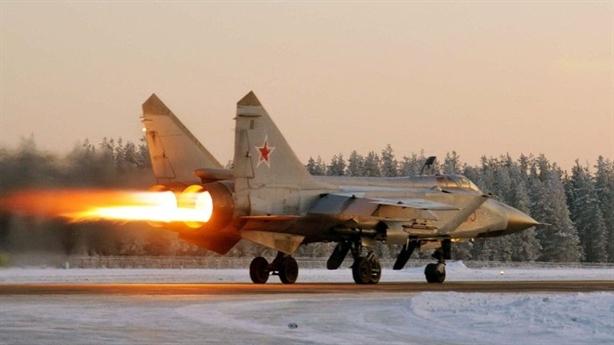 Nga dùng MiG-31BM răn đe F-35A