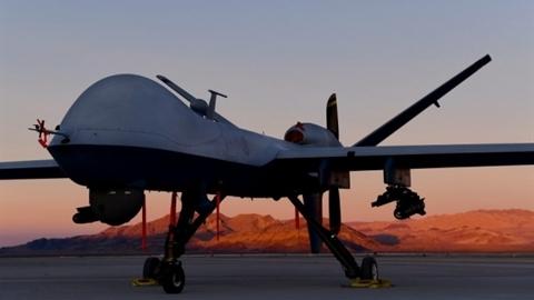 Mỹ điều MQ-9 Reaper tới Ukraine để....tập trận?
