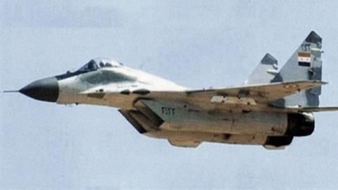 MiG-29 Syria ngăn chặn thành công F-16 Israel tấn công