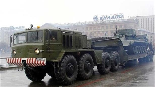 Xe tải quân sự MAZ sẽ được sản xuất tại Việt Nam