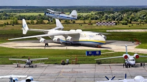 Mất Antonov, Ukraine thành quốc gia