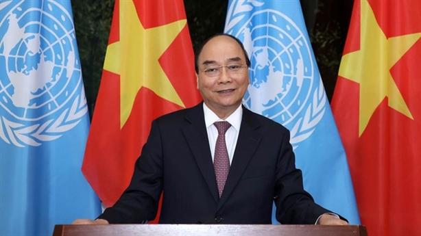 Thủ tướng gửi thông điệp đến phiên họp đặc biệt của LHQ