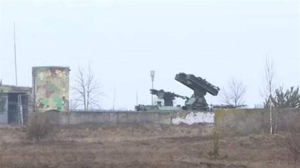 Đổ bộ đường không Nga nhận vũ khí đánh chặn hoàn hảo