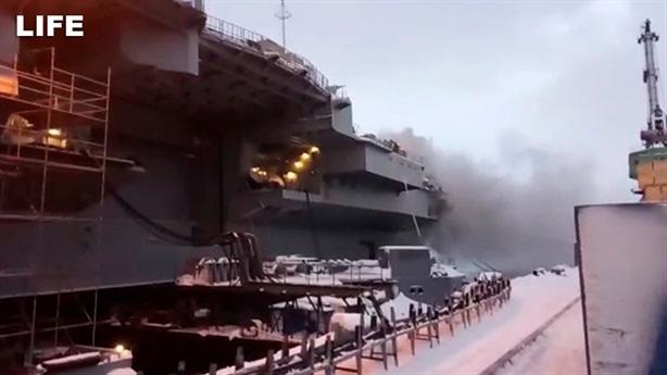 'Đô đốc Kuznetsov' sẽ lại ra khơi....