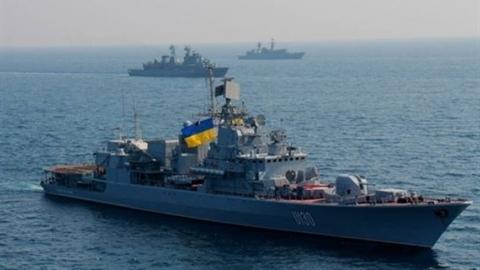 Ukraine gửi hạm đội đến Địa Trung Hải để...kiềm chế Nga?