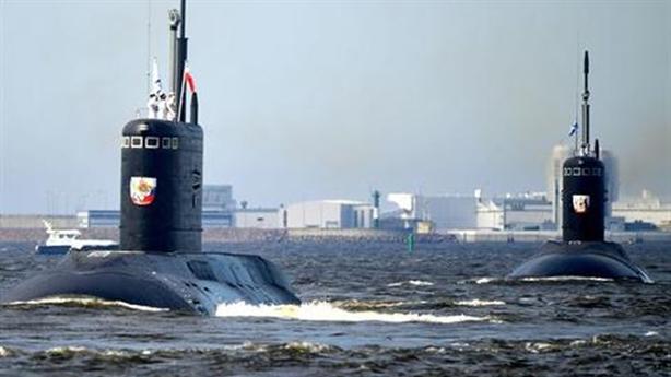 Nga sản xuất tàu ngầm tấn công không người lái