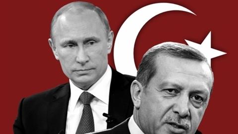 Ông Putin đáp trả Erdogan việc