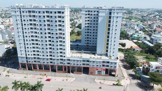 TP.HCM: Nhiều chung cư mới xây đã kém chất lượng