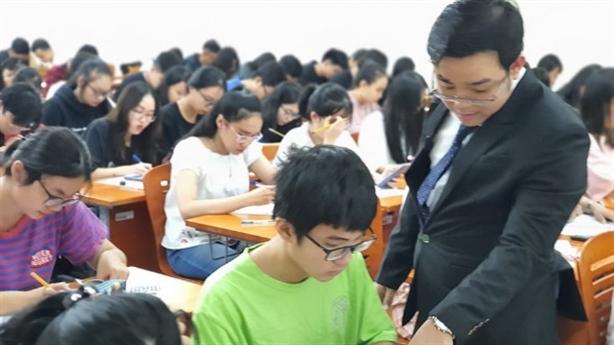 Người thầy giúp học sinh yếu vượt qua rào cản môn toán
