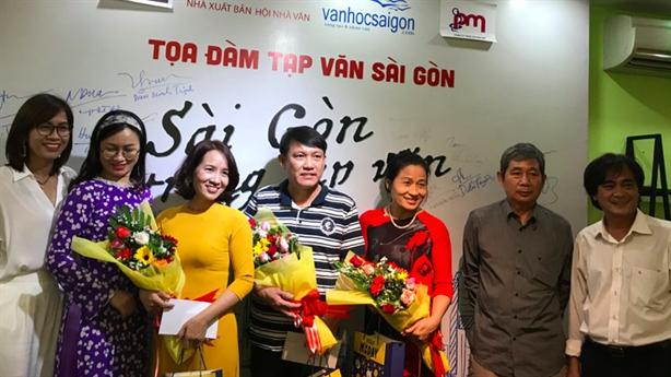 Luồng gió mới cho thi đàn đất Việt