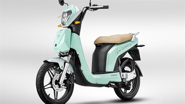 VinFast - M-TP Entertainment ra mắt xe máy điện phiên bản đặc biệt