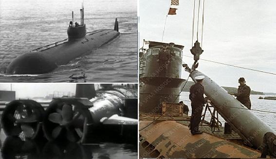 Tàu ngầm Project 661 Anchar: Chết yểu vì công nghệ quá đỉnh