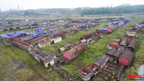 Vụ án Gang thép Thái Nguyên: Bãi rác giá...ngàn tỷ?