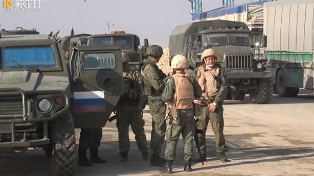 Phiến quân thân Thổ tấn công quân cảnh Nga