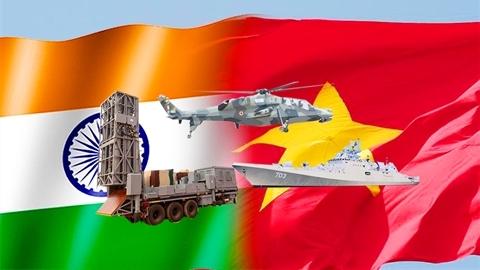 Việt Nam-Ấn Độ ký thỏa thuận hợp tác quốc phòng