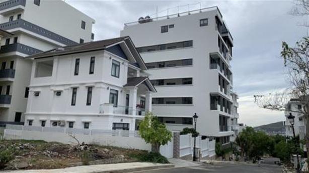 Dự chi 30 tỷ cưỡng chế biệt thự Ocean View Nha Trang