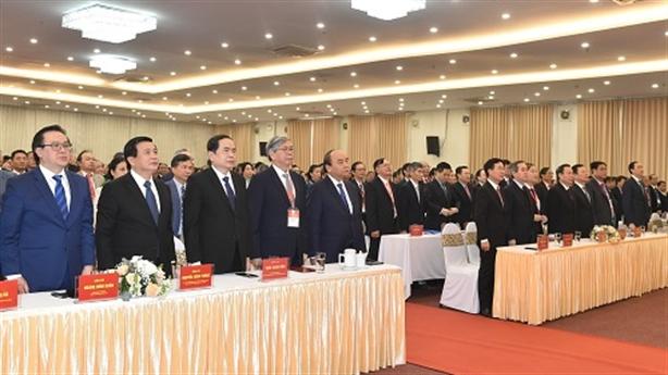 Ông Phan Xuân Dũng làm Chủ tịch LHHVN khóa VIII