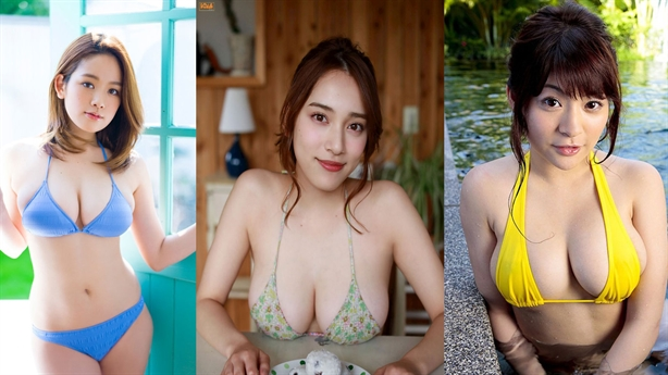 Mê mẩn ngắm 10 siêu vòng một gợi cảm nhất Nhật Bản