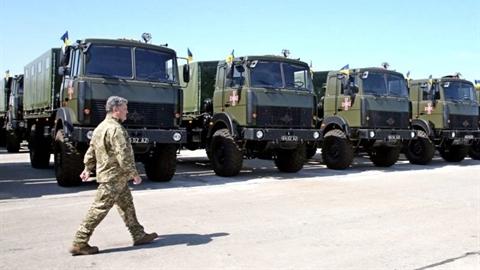 Ukraine sắp không còn khả năng sản xuất xe quân sự