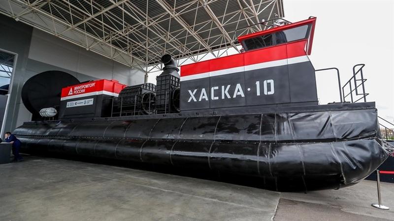 Ông Putin bày tỏ hy vọng rằng công việc sẽ được hoàn thành và những phương tiện giao thông này sẽ được sử dụng vào đúng mục đích là \