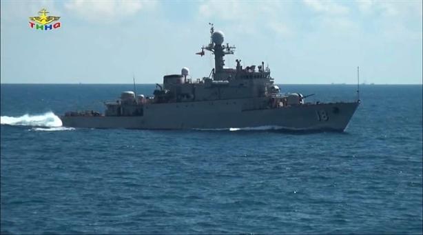 Thay đổi mới nhất trên tàu hộ vệ Pohang 18 Việt Nam