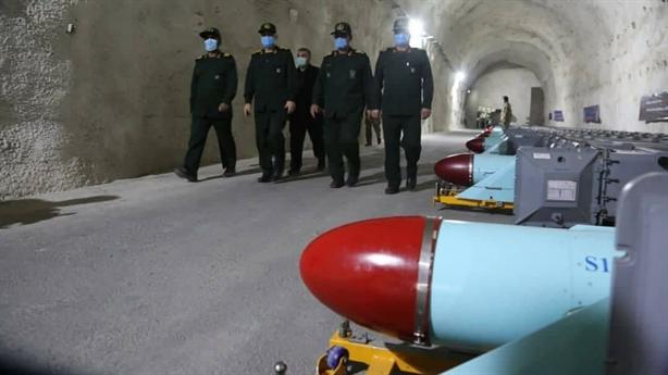 Kho tên lửa Iran 'đánh trúng' điểm yếu Mỹ