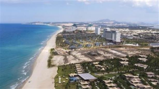 Bãi biển dành cho người giàu: Không đâu làm thế