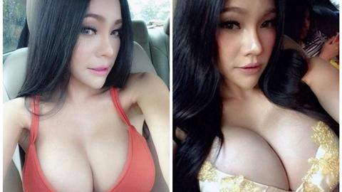 Siêu vòng một đẹp nhất Thái Lan khiến triệu đàn ông buồn