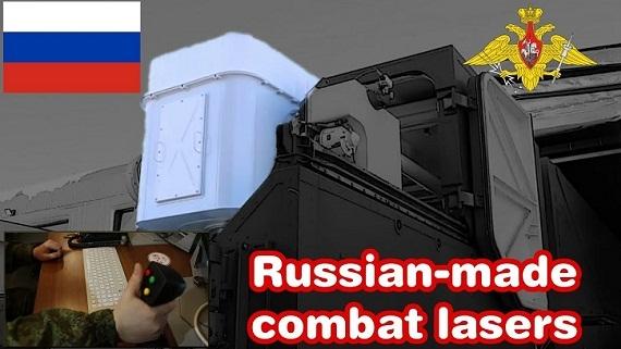 Nga đi trước các đối thủ trong lĩnh vực vũ khí laser
