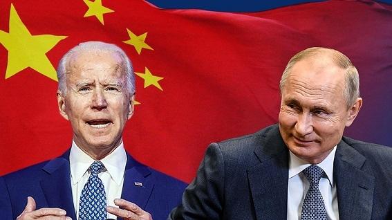 Ông Biden đủ tài 'ép Nga, tránh tặng Nga cho Trung Quốc'?