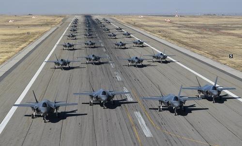 Bản báo cáo được công bố cho thấy, lực lượng không quân Mỹ đang trong tình trạng \